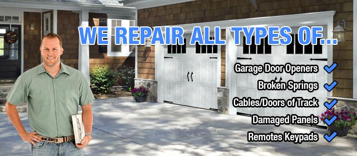 Garage Door Repair NorthGlenn CO